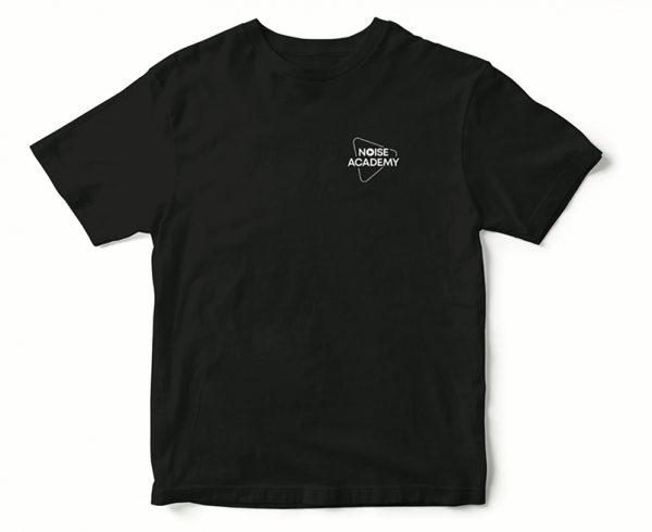 Noise Academy black Tshirt